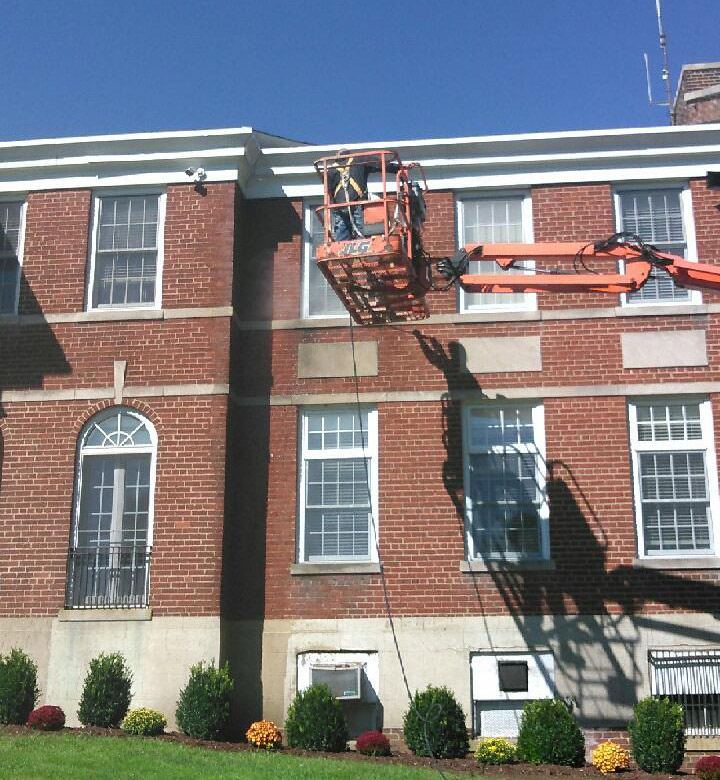 NJ Power Washing Exterior