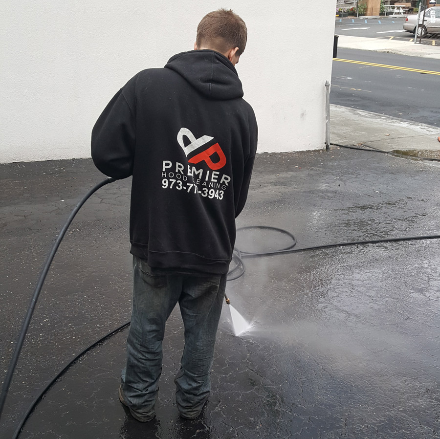 NJ Power Washing Services