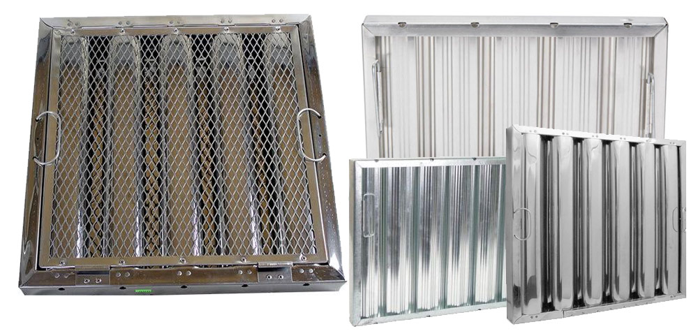 Commercial Kitchen Filter Exchange
